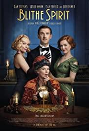 Movie Poster: Blithe Spirit