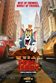Movie Poster: Tom and Jerry