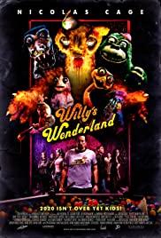 Movie Poster: Willy's Wonderland