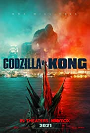 Movie Poster: Godzilla vs. Kong