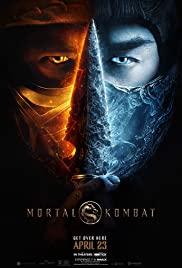 Movie Poster: Mortal Kombat
