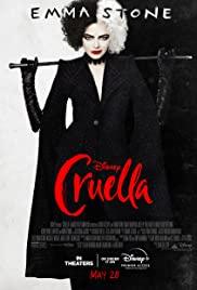 Movie Poster: Cruella