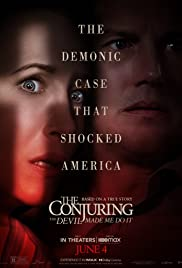 Movie Poster: The Conjuring: The Devil Made Me Do It