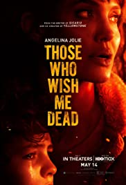 Movie Poster: Those Who Wish Me Dead