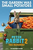 Movie Poster: Peter Rabbit 2: The Runaway