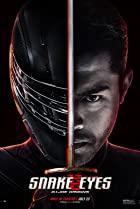 Movie Poster: Snake Eyes