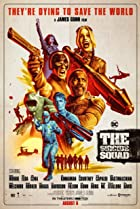 Movie Poster: The Suicide Squad