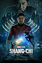 Movie Poster: Shang-Chi and the Legend of the Ten Rings